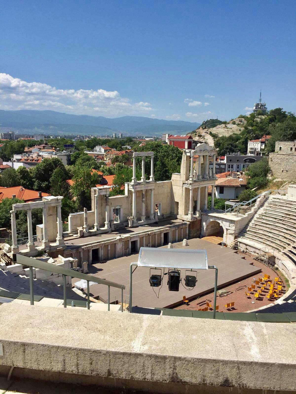 Long weekend in Plovdiv- European capital of Culture 2019