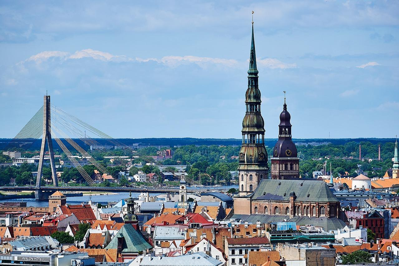 CITY BREAK IN MEDIEVAL LATVIA