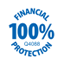 Financial 100% Protection