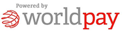 Powered by WorldPay Payment System