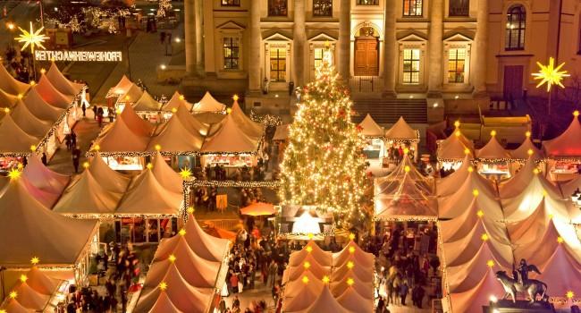 CITY BREAK AND CHRISTMAS MARKET IN VIBRANT BERLIN 2