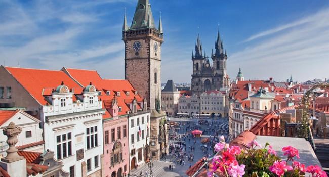 CITY BREAK – PRAGUE, CZECK REPUBLIC