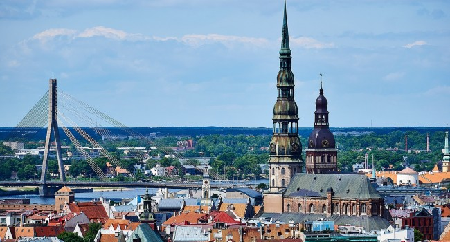 CITY BREAK IN MEDIEVAL LATVIA