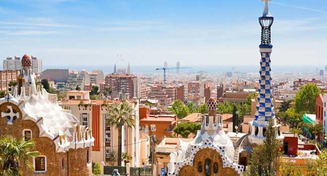 CITY BREAK - BARCELONA, SPAIN
