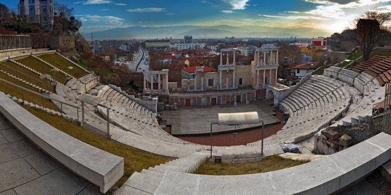 7 REASONS TO VISIT ANCIENT PLOVDIV