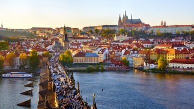 PRAGUE: STUNNING ARCHITECTURE, EXQUISITE BEER AND THE SPIRIT OF TIME
