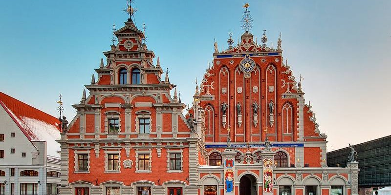 RIGA – THE PEARL OF THE BALTIC STATES